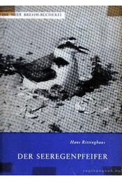 Der Seeregenpfeifer (Széki lile) - Régikönyvek