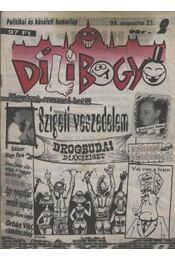 Dilibogyó 1998/2. - Régikönyvek