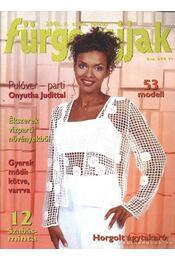 Fürge ujjak 2002. 6. szám június - Régikönyvek