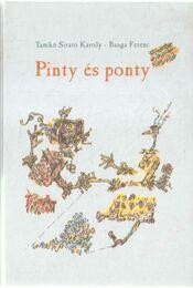 Pinty és Ponty - Régikönyvek