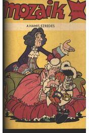 A hamis ezredes (Mozaik 1978/11.) - Régikönyvek