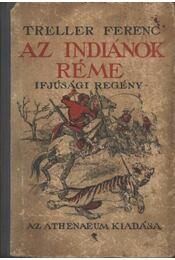 Az indiánok réme - Régikönyvek