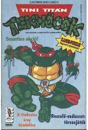 Tini Titán Teknőcök 1992/7. augusztus 13. szám - Régikönyvek