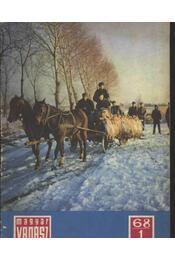 Magyar Vadász 1968/1. - Régikönyvek