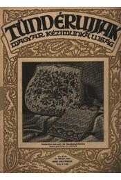 Tündérujjak 1930. október 10. szám - Régikönyvek