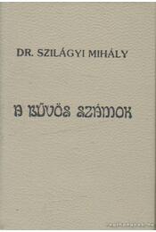 A bűvös számok (mini) - Régikönyvek