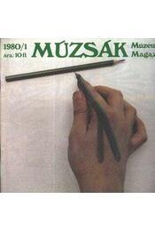Múzsák Múzeumi Magazin 1980. évf. (teljes) - Régikönyvek