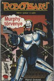 Robotzsaru 1991/2. - Régikönyvek