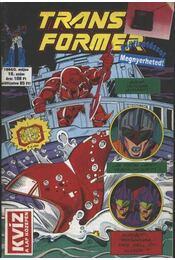 Transformer 1994/3. május  19. szám - Régikönyvek
