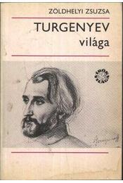 Turgenyev világa - Régikönyvek