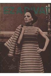 Ez a divat 1971. évfolyam (hiányos) - Régikönyvek
