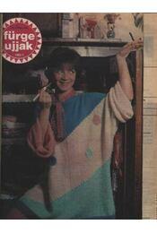 Fürge ujjak 1987. XXXI. évfolyam (teljes) - Régikönyvek