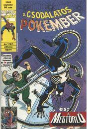A Csodálatos Pókember 1994/9 szeptember 64. szám - Régikönyvek