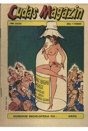 Ludas Magazin 1987. július - Régikönyvek