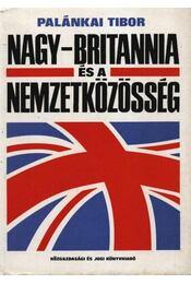 Nagy-Britannia és a nemzetközösség - Régikönyvek