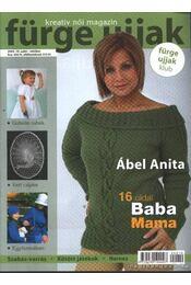 Fürge ujjak 2004. 10. szám október - Régikönyvek