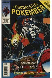 A csodálatos pókember 1998/3. március 106. szám - Régikönyvek