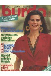 Burda 1990/4. - Régikönyvek