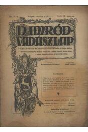 Nimród-Vadászlap 1921. november 15. - Régikönyvek