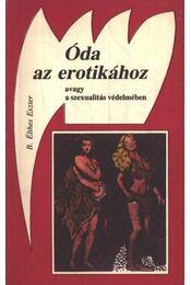 Óda az erotikához - Régikönyvek