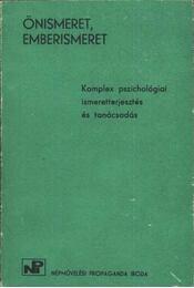 Önismeret, emberismeret - Régikönyvek