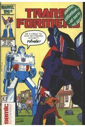 Transformers 1995/6 november 28. szám - Régikönyvek