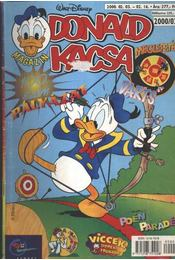 Donald Kacsa 2000/03. - Régikönyvek