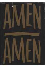 Amen, amen - Régikönyvek