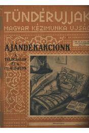 Tündérujjak 1932. december VIII. évf. 12. (92. ) szám - Régikönyvek