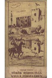 Török hódoltság Gyula térségében - Régikönyvek