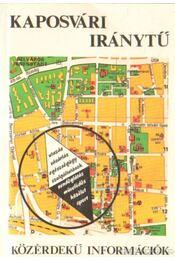Kaposvári iránytű - Régikönyvek