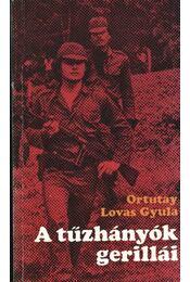 A tűzhányók gerillái - Régikönyvek