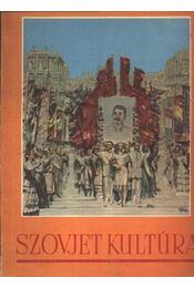 Szovjet kultúra 1951. június 6. szám - Régikönyvek