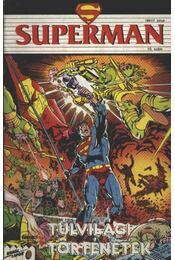 Superman 1991/7. július 10. szám - Régikönyvek