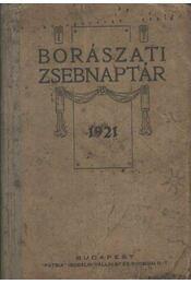 Borászati zsebnaptár 1921 - Régikönyvek