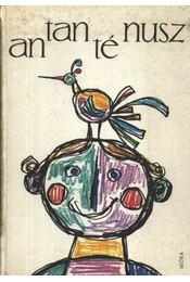 Antanténusz - Régikönyvek
