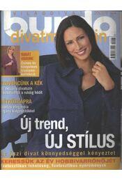 Burda 2002/8. - Régikönyvek
