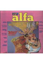 Alfa 1985. december - Régikönyvek
