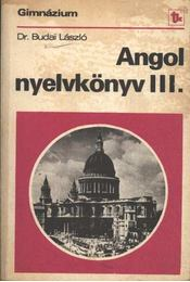Angol nyelvkönyv III. - Régikönyvek