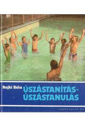 Úszástanítás-úszástanulás - Régikönyvek