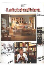 Lakáskultúra 1990. év (hiányos) - Régikönyvek