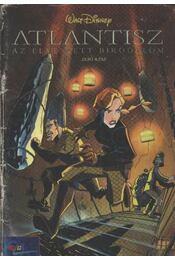 Atlantisz 1. rész - Régikönyvek