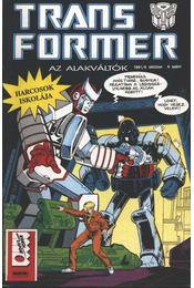Transformer 1991/4. 4. szám - Régikönyvek