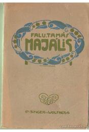 Majális - Falu Tamás - Régikönyvek
