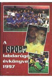 A Nemzeti Sport labdarúgó-évkönyve 1996-97 - Régikönyvek
