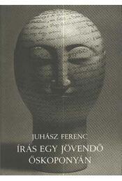 Írás egy jövendő őskoponyán - Régikönyvek