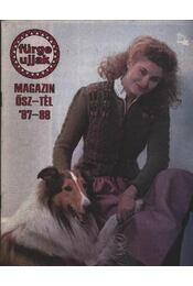 Fürge Ujjak Magazin Ősz-tél '87-88 - Régikönyvek