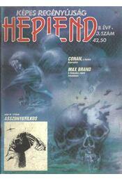 Hepiend II. évf. 3. szám - Régikönyvek