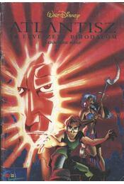 Atlantisz 3. rész - Régikönyvek