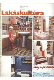 Lakáskultúra 1983. évf. (teljes) - Régikönyvek